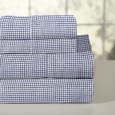LLBB 200 Thread Count 100pct Cotton Sheet Set; Full