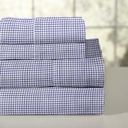 LLBB 200 Thread Count 100pct Cotton Sheet Set; Queen