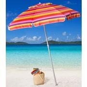 EeeTradingInternational 6.5' Beach Umbrella