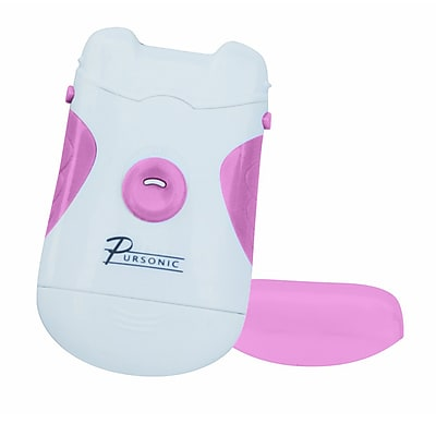 Pursonic Electric Nail Trimmer in Pink NC1-PK