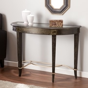 SEI Cheswick Console Table - Black (CK4943)