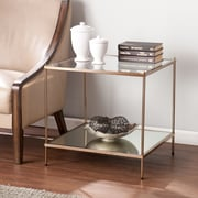 SEI Knox End Table - Gold (CK5022)