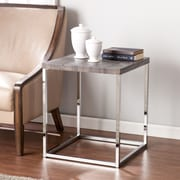 SEI Glynn End Table - Gray (CK5032)