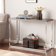 SEI Glynn Console Table - Gray (CK5033)