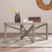 SEI Brentwick Cocktail Table - Gray (CK5040)
