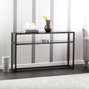 SEI Holly & Martin Baldrick Console Table - Black (CK7683)