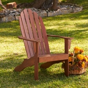 SEI Adirondack Chair - Dark Brown(CR5605)