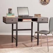 SEI Ranleigh Writing Desk - Weathered Gray (HO7314)