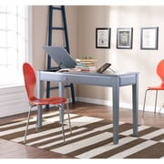 SEI Holly & Martin Uphove Desk - Gray(HO9773)