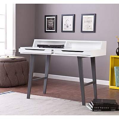 SEI Holly & Martin Tohos Desk - White (HO9785)