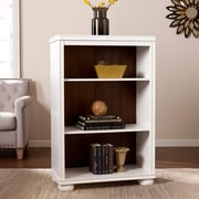 SEI Lowden Two-Tone Shelf - White (HZ0301)