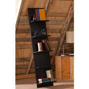 SEI Holly & Martin Zenhe Leaning Shelf - Black (HZ7611)