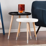 SEI Holly & Martin Coho Accent Tables - 2 Piece Set (OC1520)