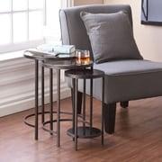 SEI Holly & Martin Ocelle 3 Piece Nesting Tables - Black (OC9810)