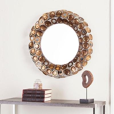 SEI Jarva Round Decorative Mirror (WS8917)