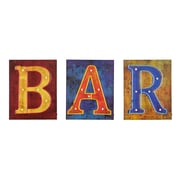 SEI LED Bar Signs - 3 Piece Set (WS8928)