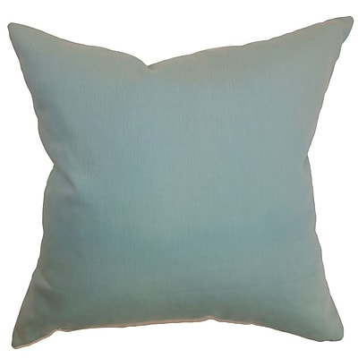 The Pillow Collection Resolute Throw Pillow; 24'' x 24''