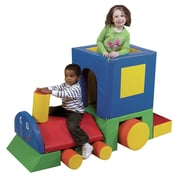 Children's Factory Primary Little Chug Engine Play Center