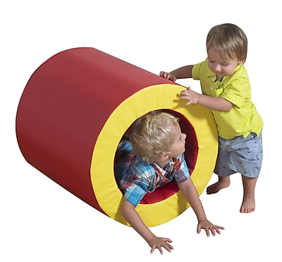 Children's Factory Primary Toddler Tumble Tunnel Play Center WYF078279526489
