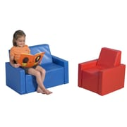 Children's Factory Primary Tiny Tot Seating Group
