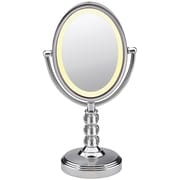 Conair Oval Crystal Ball Mirror