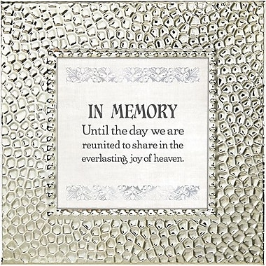 CBGT In Memory Picture Frame
