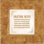 CBGT Pastor's Wife Picture Frame