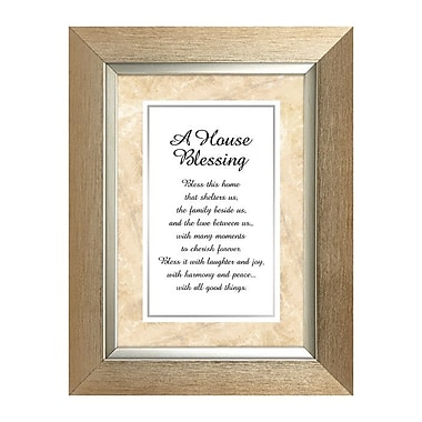 CBGT A House Blessing Picture Frame