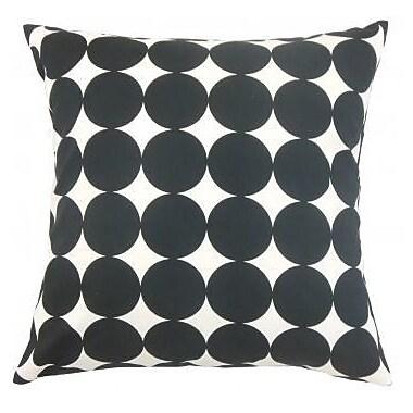 The Pillow Collection Zooey Cotton Throw Pillow; 24'' x 24''
