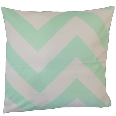 The Pillow Collection Ocheckka Cotton Throw Pillow; 22'' x 22''