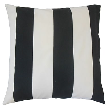 The Pillow Collection Roosje Cotton Throw Pillow; 22'' x 22''