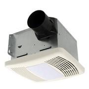 Cyclone HushTone 150 CFM Energy Star Bathroom Fan w/ Motion Sensor Combo