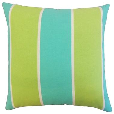 The Pillow Collection Zahavah Outdoor Throw Pillow; 24'' x 24''