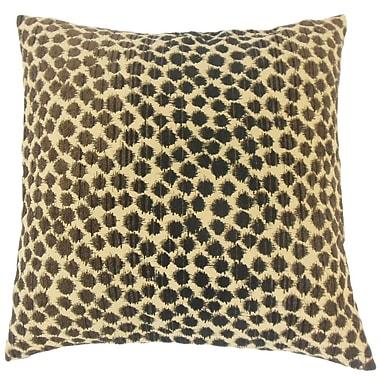 The Pillow Collection Thaman Geometric Throw Pillow; 22'' x 22''