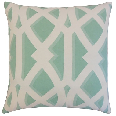 The Pillow Collection Yalitza Outdoor Throw Pillow; 22'' x 22''