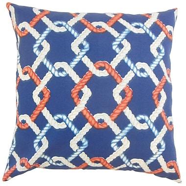 The Pillow Collection Jabre Outdoor Throw Pillow; 24'' x 24''