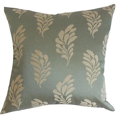 The Pillow Collection Enchanter Floral Throw Pillow; 22'' x 22''