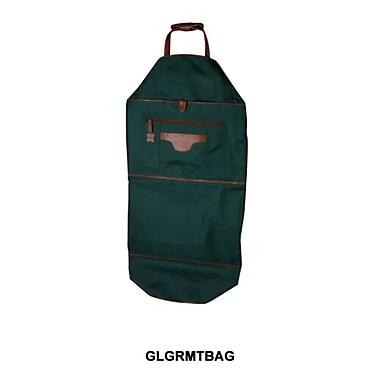 Club Rochelier – Housse à vêtements en nylon balistique avec garniture en cuir (GLGRMTBAG)