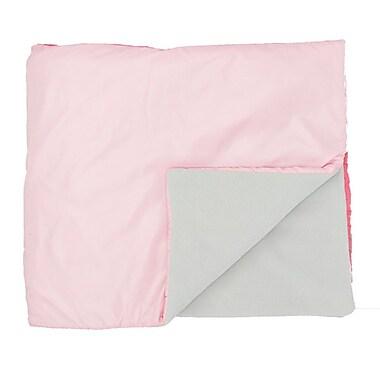 Tots Fifth Avenue – Couverture de poussette, rose