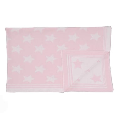 Tots Fifth Avenue – Couverture étoilée, rose