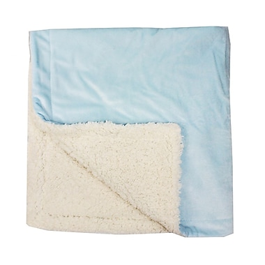 Baby Mode Signature Mink Sherpa Blanket