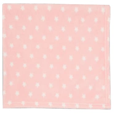 Baby Mode – Couverture de peluche, rose