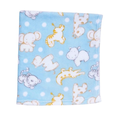 Baby Mode AOP Plush Blanket