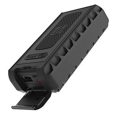 Scosche GoBat 6000 Rugged Portable Backup Battery, 6000 mAh (RPB6)