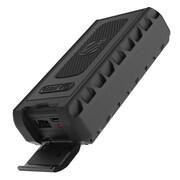 Scosche GoBat 6000 Rugged Portable Backup Battery, 6000 mAh (RPB6)