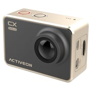 "ACTIVEON CX Gold Action Camera, 2"" LCD Touch Screen, 1080p, 16.0 MP, WiFi (GCA10W)"
