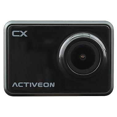 ACTIVEON – Caméra d'action CX, écran ACL 2 po, 1080p, WiFi (CCA10W)