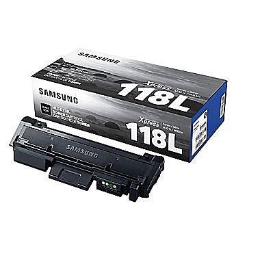 Samsung MLT-D118L/XAA Black Toner, Large