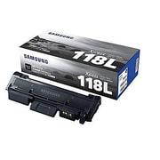 Samsung – Cartouche de toner noir MLT-D118L/XAA, grand