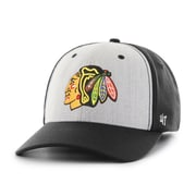 47 Brand Chicago Blackhawks Backstop Cap
